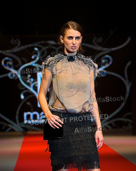 2009-11-21 Budapest Fashion Week, Martinka Fashion Art Desingn