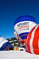 2010-01-23 Hot air balloon festival in the Tannheim Valley, Austria