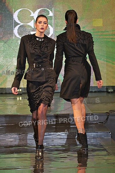 2010-11-25 Budapest fashion Week, SSENDE Design
