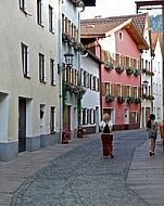 Fuessen, Füssen in Germany