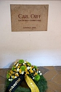 Grave of Carl Orff