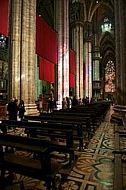 Milan Cathedral, Italy, Indoor