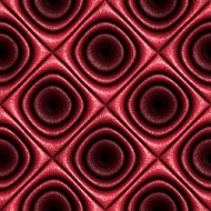 red seamless tileable  background pattern