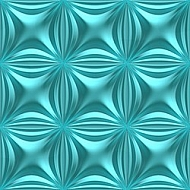 Seamless tileable decorative background pattern.