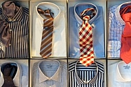 Shirts with tie