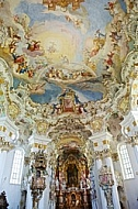 Wieskirche, Bavaria, Germany
